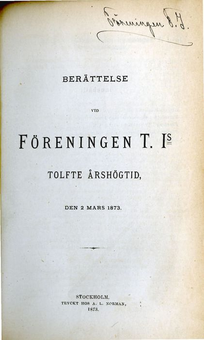 Preview of file webb_STF_Verksamhet1872.pdf at http://www.ingenjorshistoria.se/share/proxy/alfresco-noauth/tam/content/workspace/SpacesStore/56b2d44e-1f45-44d0-9e4e-73e2fc46eeaf with style overlay_preview is not available.