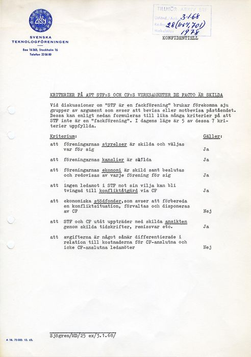 Preview of file webb_STF_Kriterier_STF_CF_skilda_Sjogren_1968.pdf at http://www.ingenjorshistoria.se/share/proxy/alfresco-noauth/tam/content/workspace/SpacesStore/77301a84-1c28-410a-91b6-fad8a78ac73d with style overlay_preview is not available.