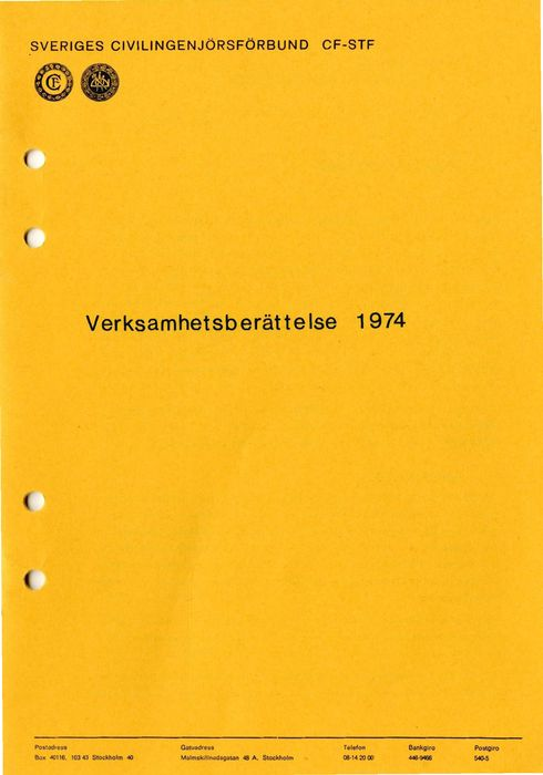 Preview of file webb_713_CF_Verksamhetsberattelse_1974_713_B1_2.pdf at http://www.ingenjorshistoria.se/share/proxy/alfresco-noauth/tam/content/workspace/SpacesStore/7d2d5ba2-1afd-4444-8bdd-7e8a8705d721 with style overlay_preview is not available.