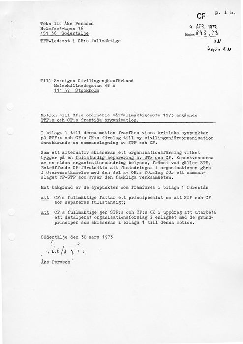 Preview of file webb_713_F11a_15_Motion_varfullmaktige_Persson_1973_03_30.pdf at http://www.ingenjorshistoria.se/share/proxy/alfresco-noauth/tam/content/workspace/SpacesStore/9c112a37-7cbe-41c6-af78-e8c36175f919 with style overlay_preview is not available.