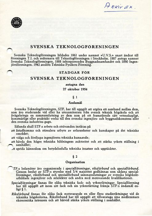 Preview of file webb_STF_Stadgar1954.pdf at http://www.ingenjorshistoria.se/share/proxy/alfresco-noauth/tam/content/workspace/SpacesStore/9edc75df-d82e-4d07-be62-9e78314175ef with style overlay_preview is not available.