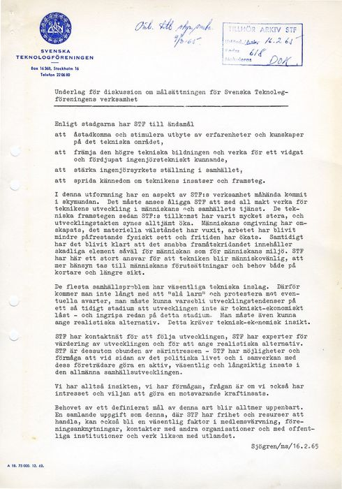Preview of file webb_719_F2i_2_UnderlagDiskussion_Malsattning_STF_1965.pdf at http://www.ingenjorshistoria.se/share/proxy/alfresco-noauth/tam/content/workspace/SpacesStore/beec62d6-014c-4bbf-b6e1-912b981ca008 with style overlay_preview is not available.