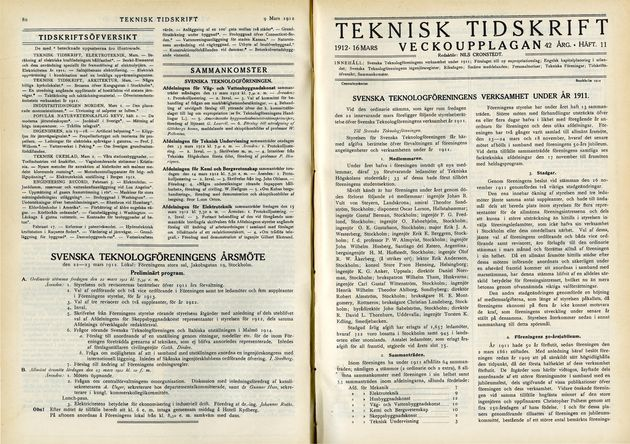 Preview of file webb_STF_Verksamhet1911_TekniskTidskrift_1912.pdf at http://www.ingenjorshistoria.se/share/proxy/alfresco-noauth/tam/content/workspace/SpacesStore/fa43b84b-b1d9-4b9e-b6dd-e9ec950c3cd0 with style overlay_preview is not available.